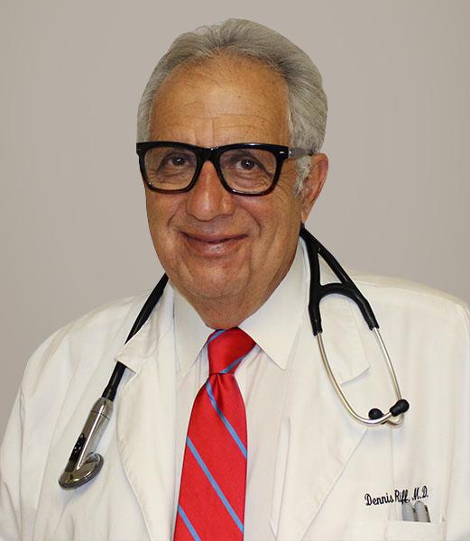 Dennis Riff, M D  | Associated Gastroenterology in Orange